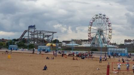 Skegness Beach and Amusements