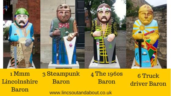 Lincoln-Barons