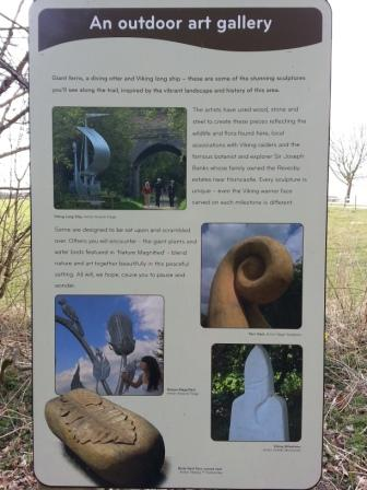 Sculpture-information-board