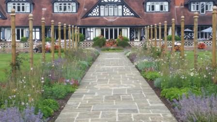 Petwood Hotel Gardens