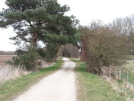 Spa Trail runs from Woodhall Spa to Horncastle